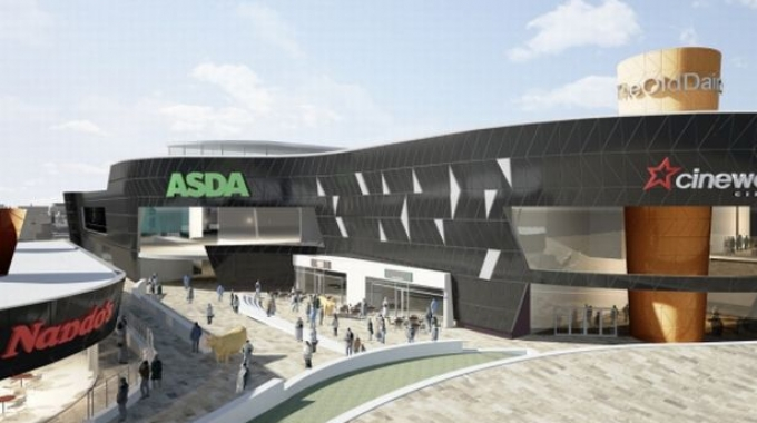 New Asda in South Ruslip