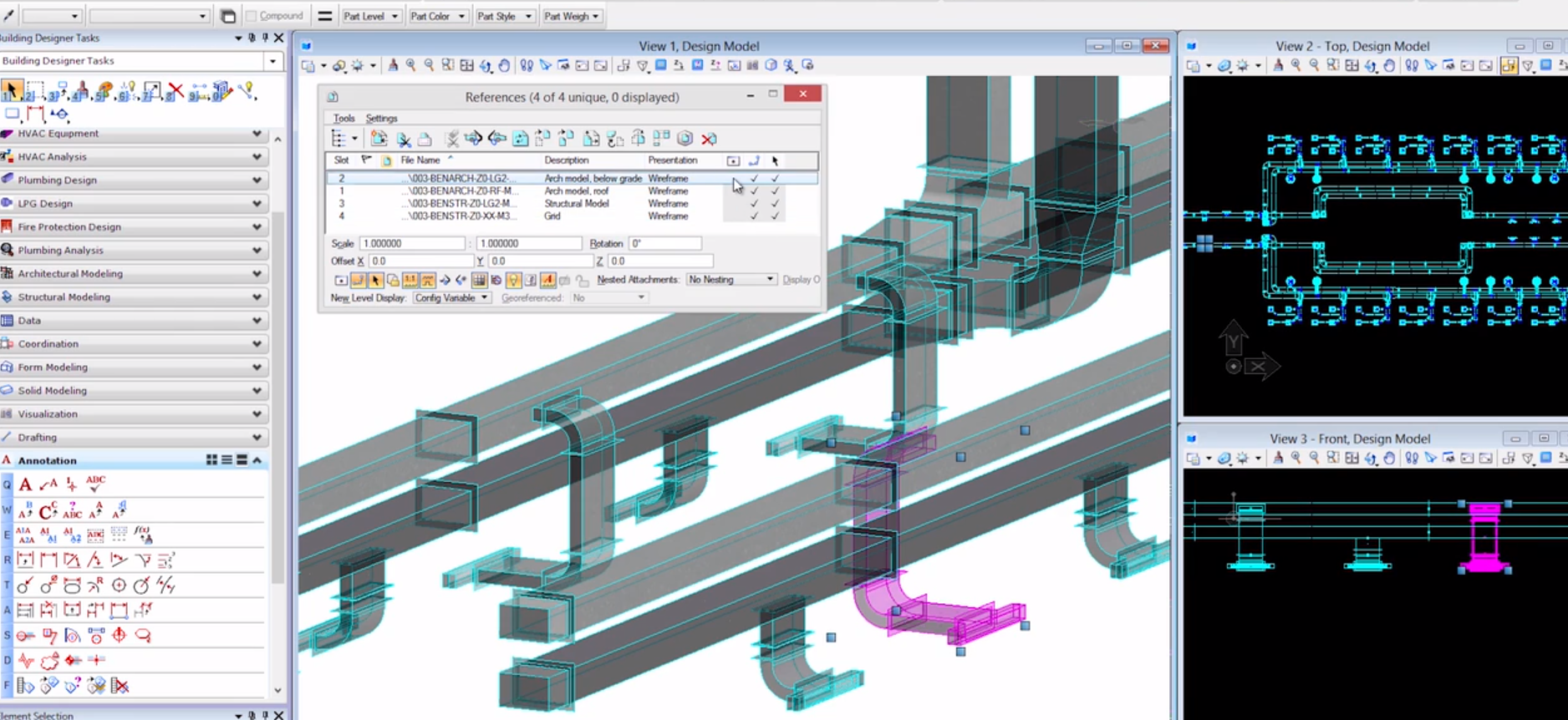 YBS Invest in the latest simulation and design software