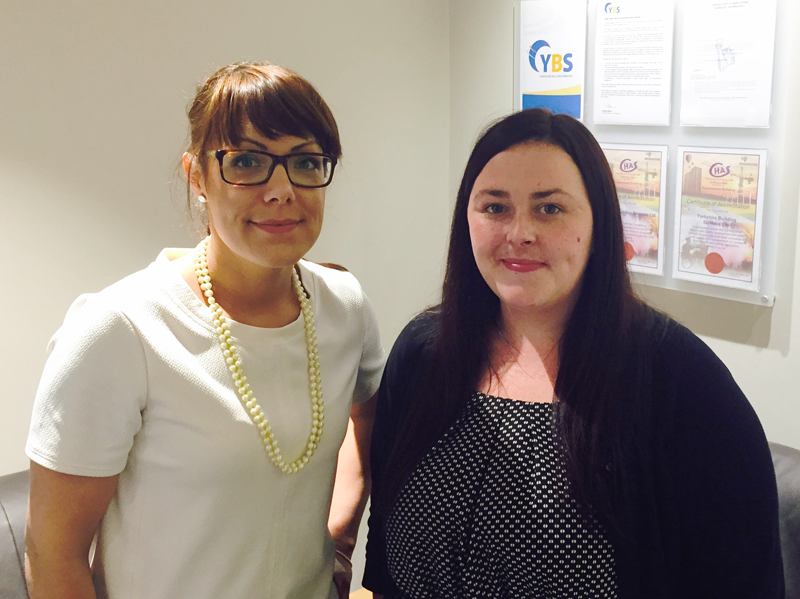 New starters in the Health & Safety team