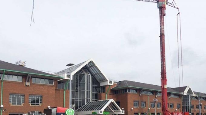 Air Handling Unit refurbishment in Leeds