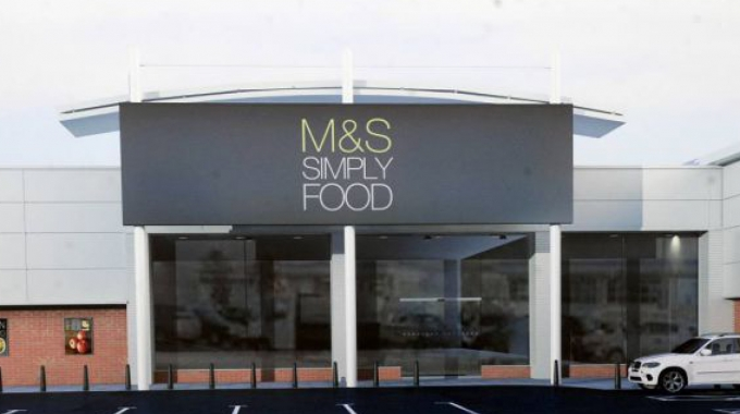 Food retail outlet in Carlisle