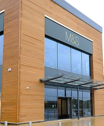M & E Services completed for New Superstore in Scunthorpe