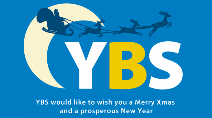 Merry Xmas from everyone at YBS