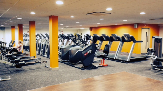 Major refit of Sports Centre in Lincolnshire