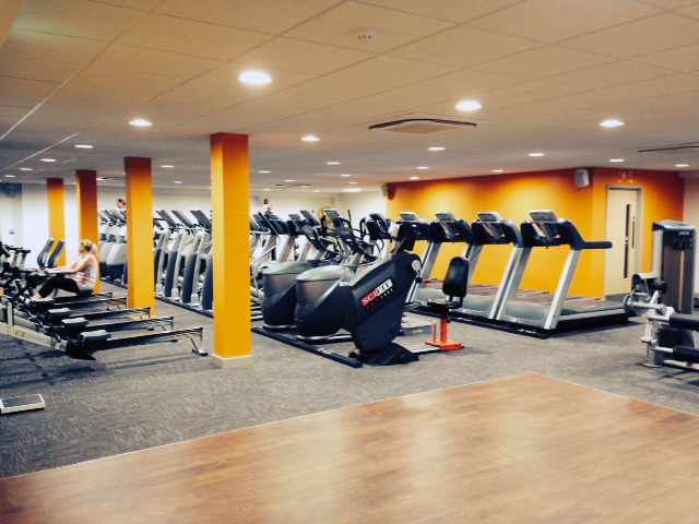 Major refit of Sports Centre in Lincolnshire