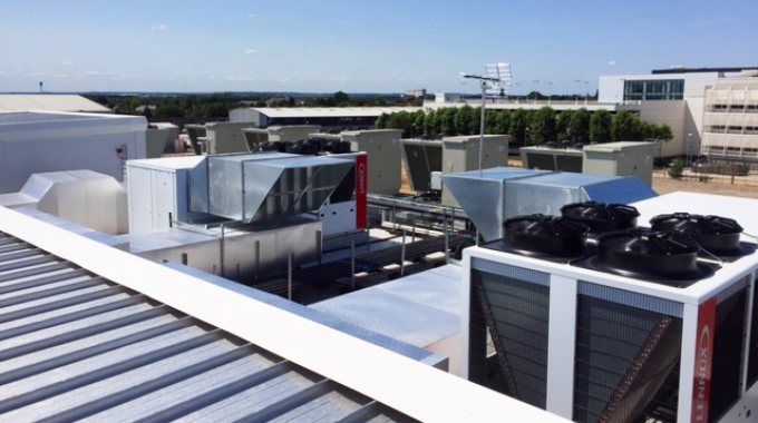 High efficiency heat recovery