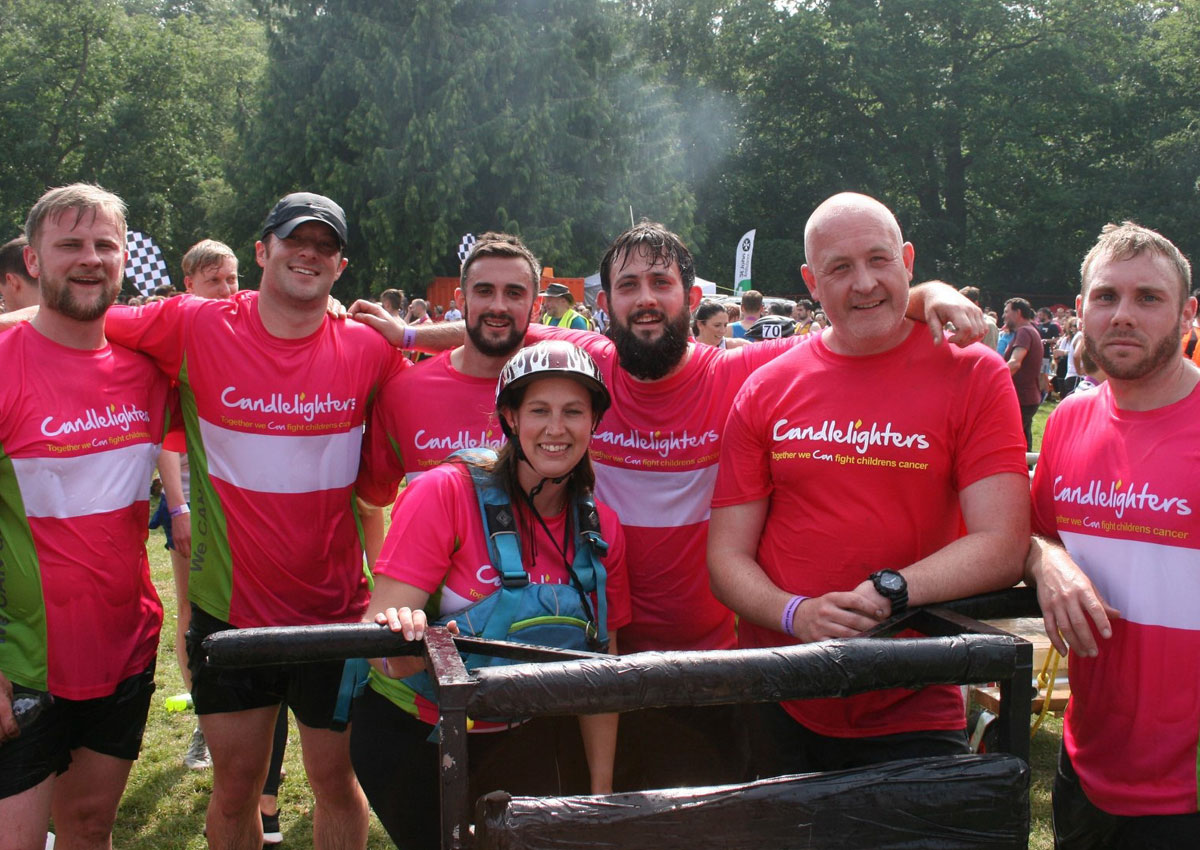 YBS Sponsor Yorkshire Ambulance Service in the iconic Great Yorkshire Bed Race
