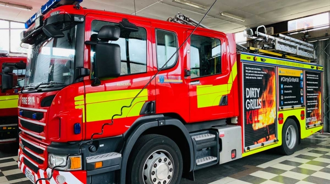 Major upgrades to four fire stations in Cheshire