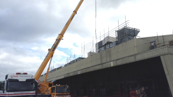 Phase 1 of Glasgow refurbishment complete
