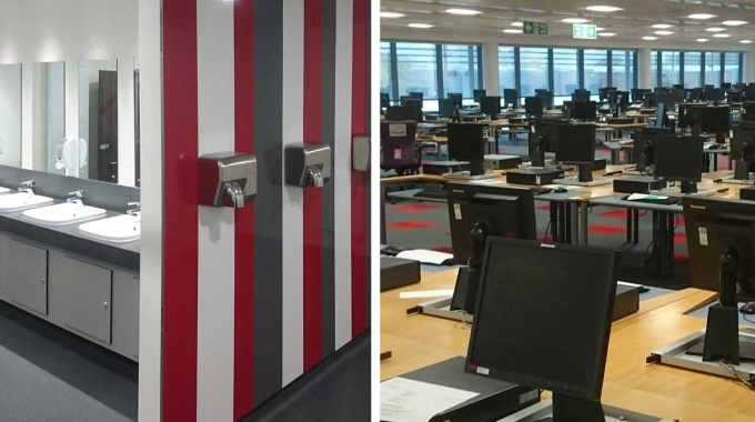 Refresh completes at mail centre in Plymouth