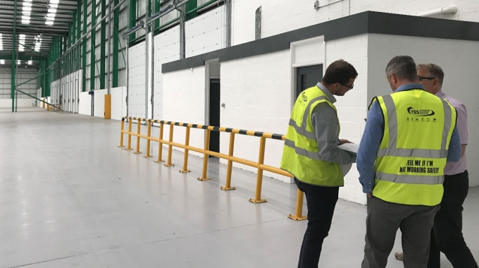 New Northern local depot commences with M&E fit-out