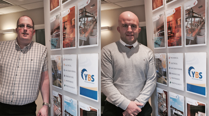 YBS are very pleased to welcome Matt Williams and Rob Anderson