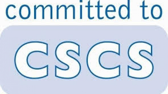 100% Accredited of CSCS for all operatives