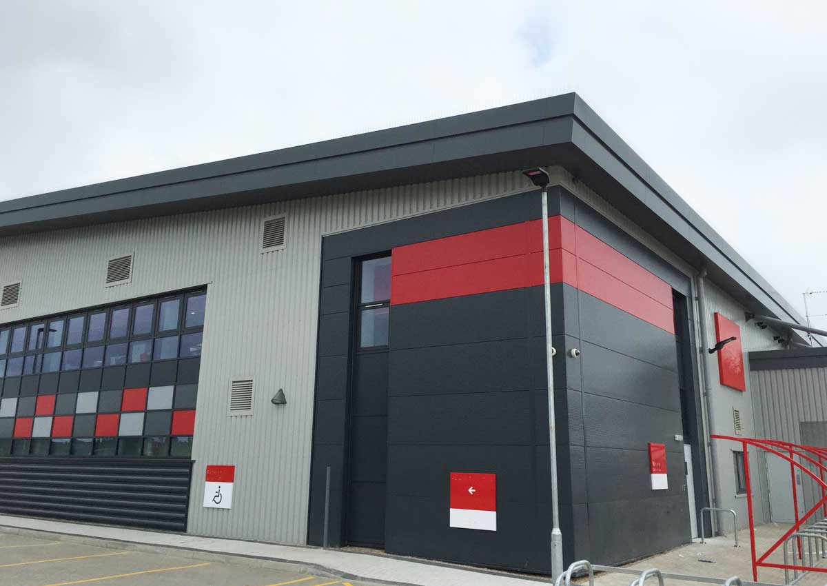 New Warehouse Complex completed in Portsmouth