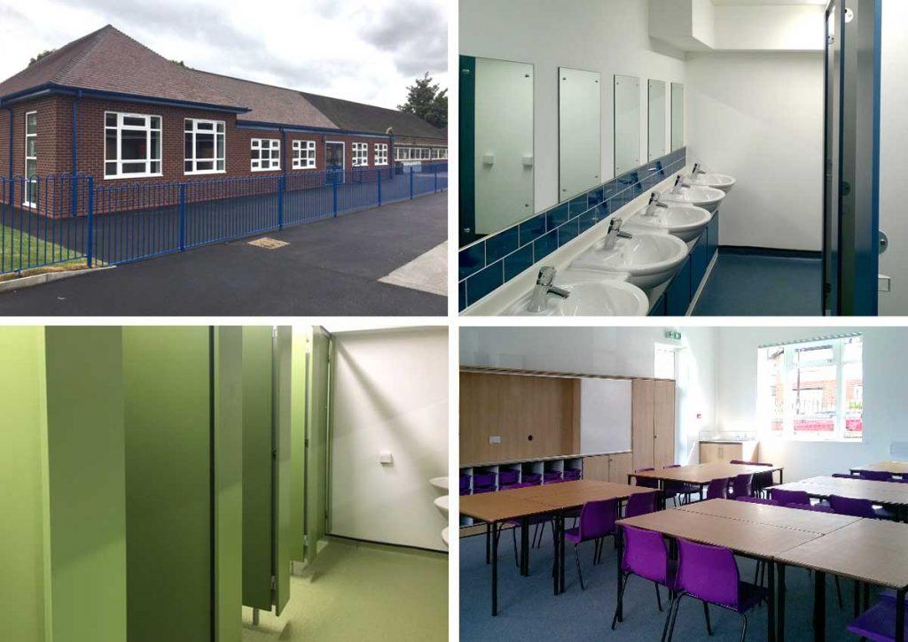 modernization of schools