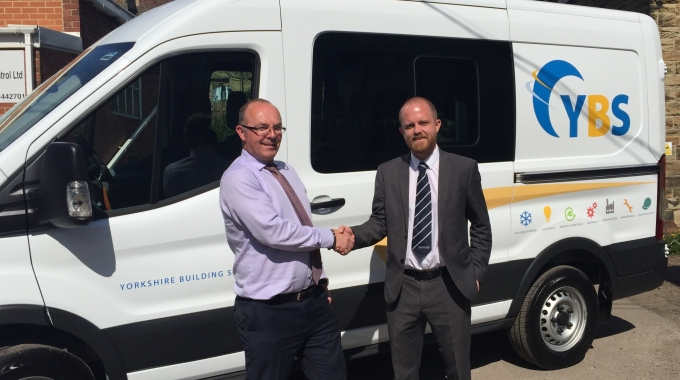 Reducing our carbon footprint with bigger vans