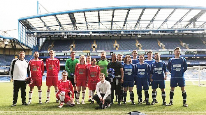 William Wates Memorial Five-a-side